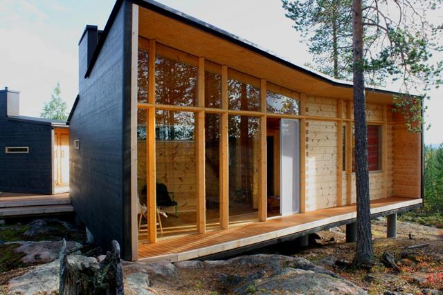 best look of wooden house – contemporary style | homesfeed