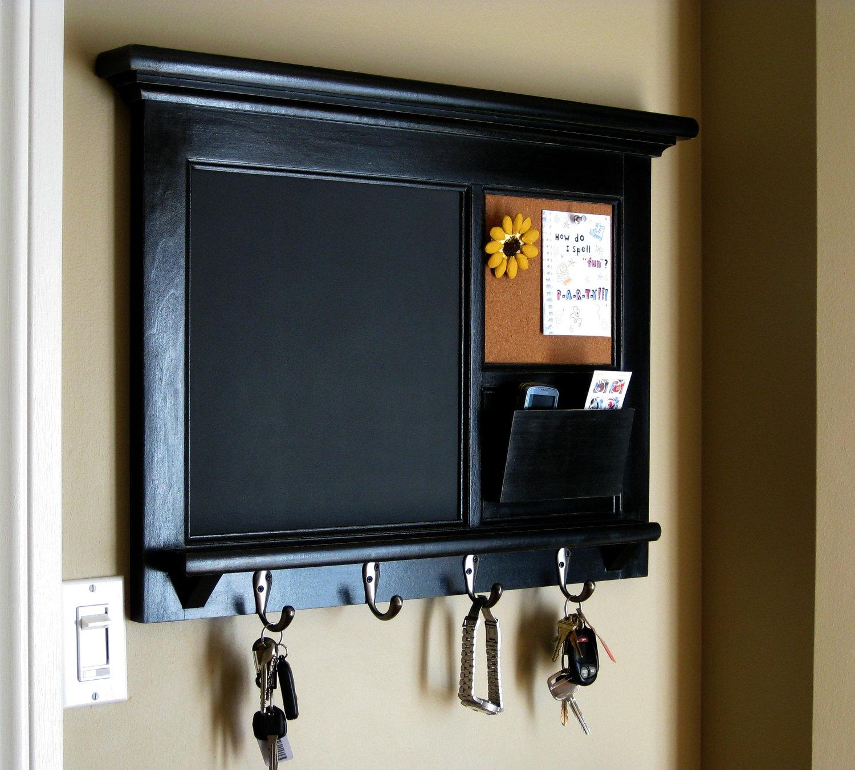 Genial Creative And Stylish Key Rack Hanging Mail Organizer