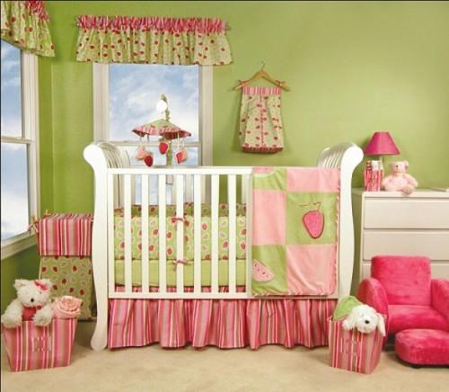 Cute And Sweet Baby Girl Bedroom Themes Homesfeed