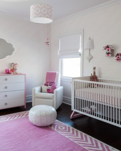Girly Bedroom Themes: Cute And Sweet Baby Girl Bedroom Themes