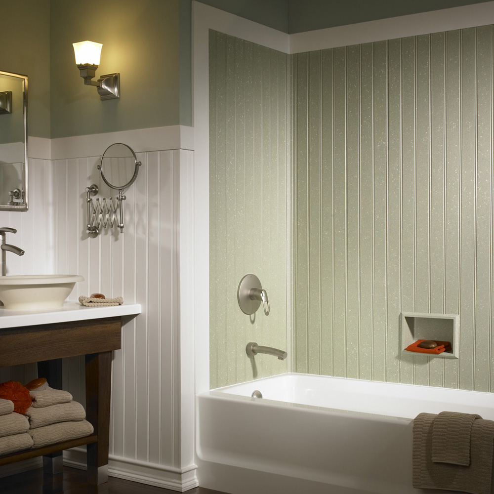 Beadboard Ceiling Bathroom: Bathroom With Beadboard – Classic Style