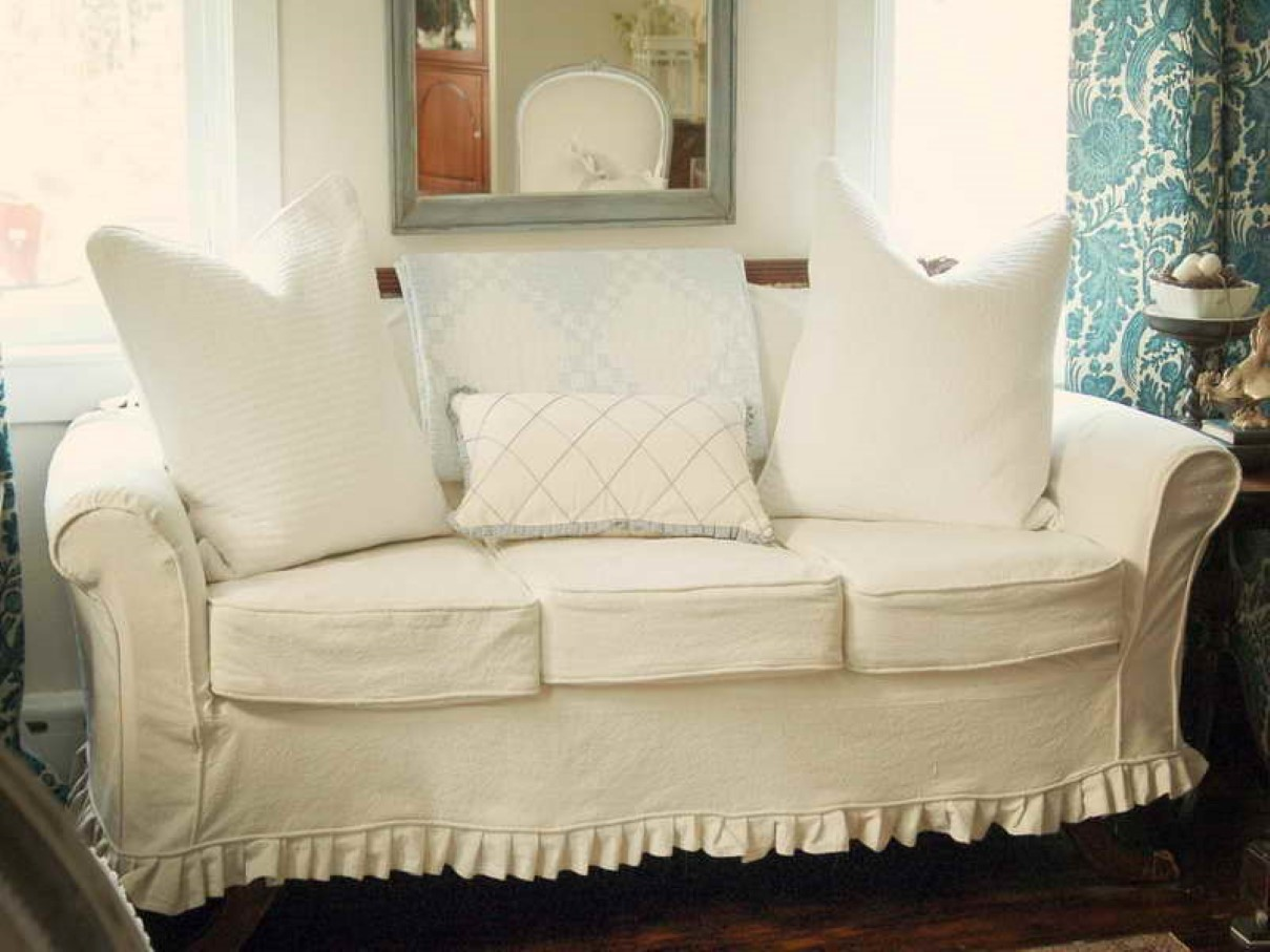 Couch Cover For Sectional Way To Treat Furniture Wise