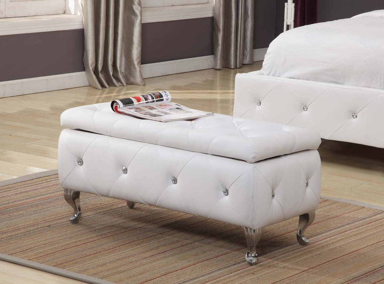 Let S Decorate Your Home With A Stunning Upholstered Bench