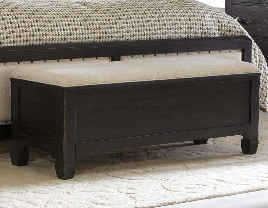 Add an extra seating or storage to your bedroom with an end of bed storage bench homesfeed Bed bench storage