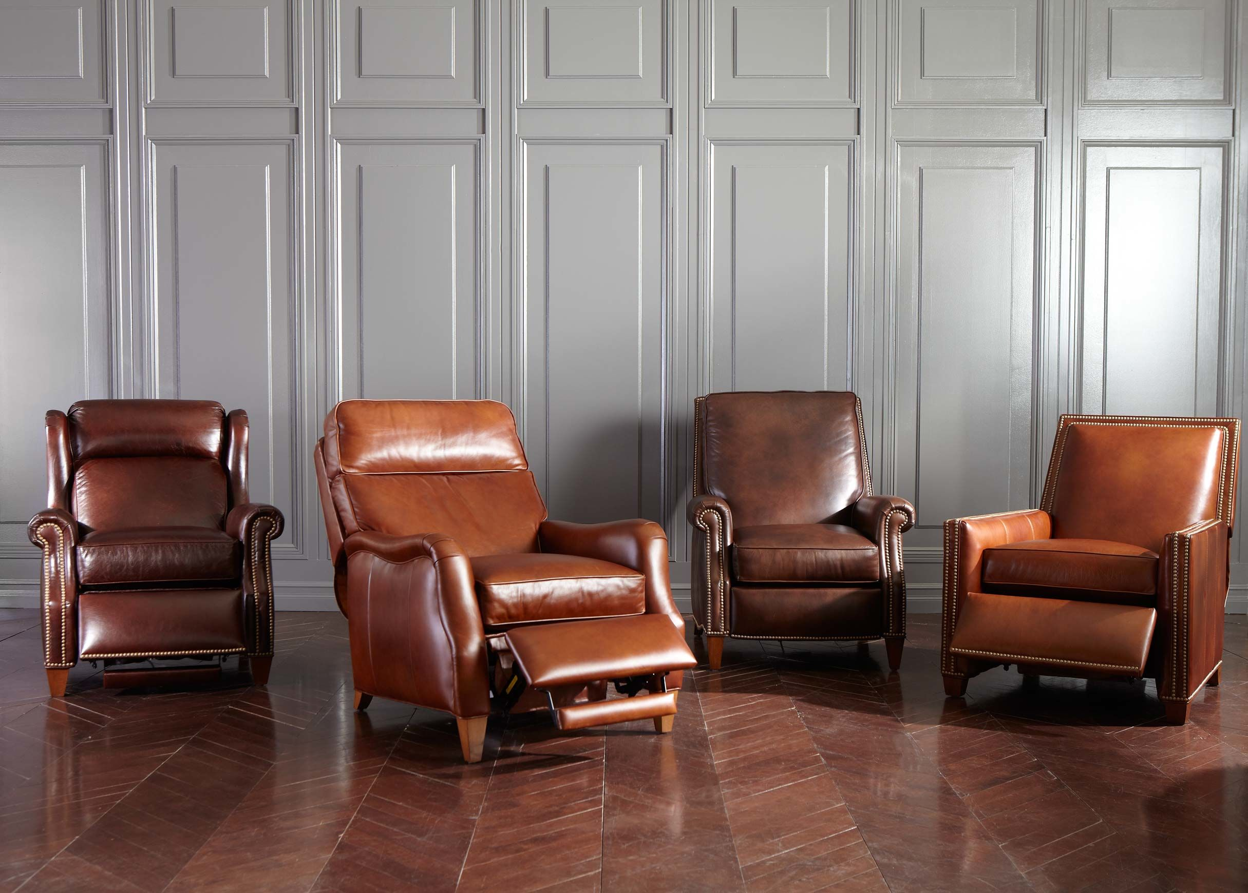 ethan allen leather furniture brown recliners for comfy home decor : ethan allen leather recliner chairs - islam-shia.org