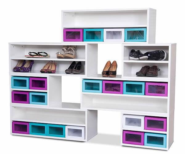 Cool And Fancy Shoe Racks Homesfeed