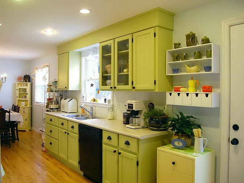 Kitchen Wall Colors. Simple Sleek Kitchen Wall Colors Regarding ...