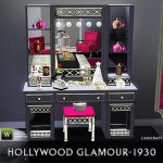 glamaour-and-luxurious-vanity-table-with-hollywood-style-from-1930s-with-chair-and-dresser-with-cosmetics-and-parfumes