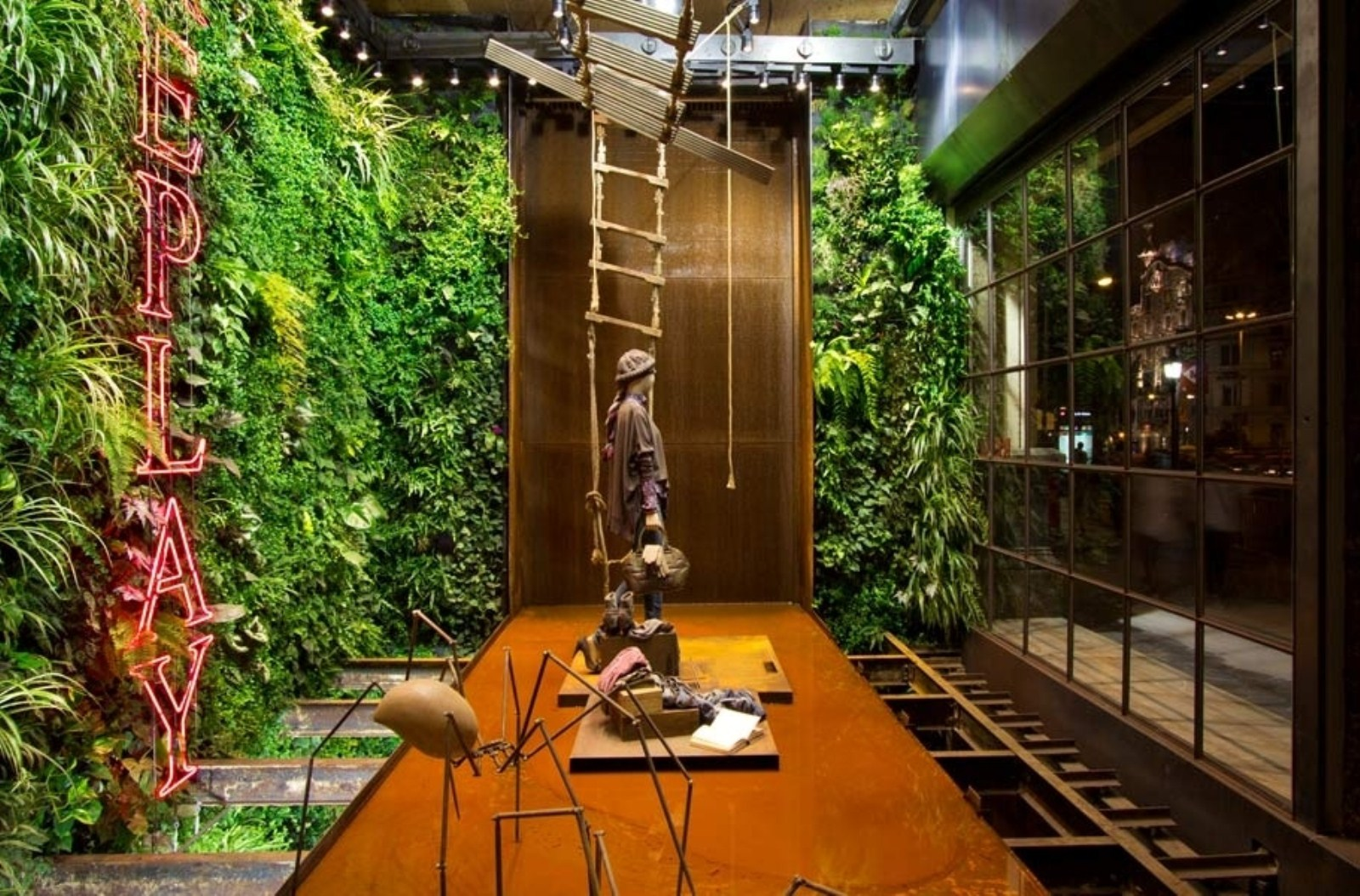 Best vertical indoor plant from home and garden catalog for The living room channel 10 vertical garden
