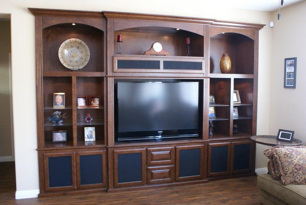 10 best designs of in wall entertainment center you may be for Media center built in ideas