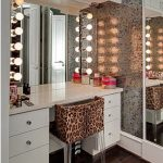 luxurious-and-elegant-with-lighted-mirror-hollywood-vanity-table-and-brown-wooden-floor-