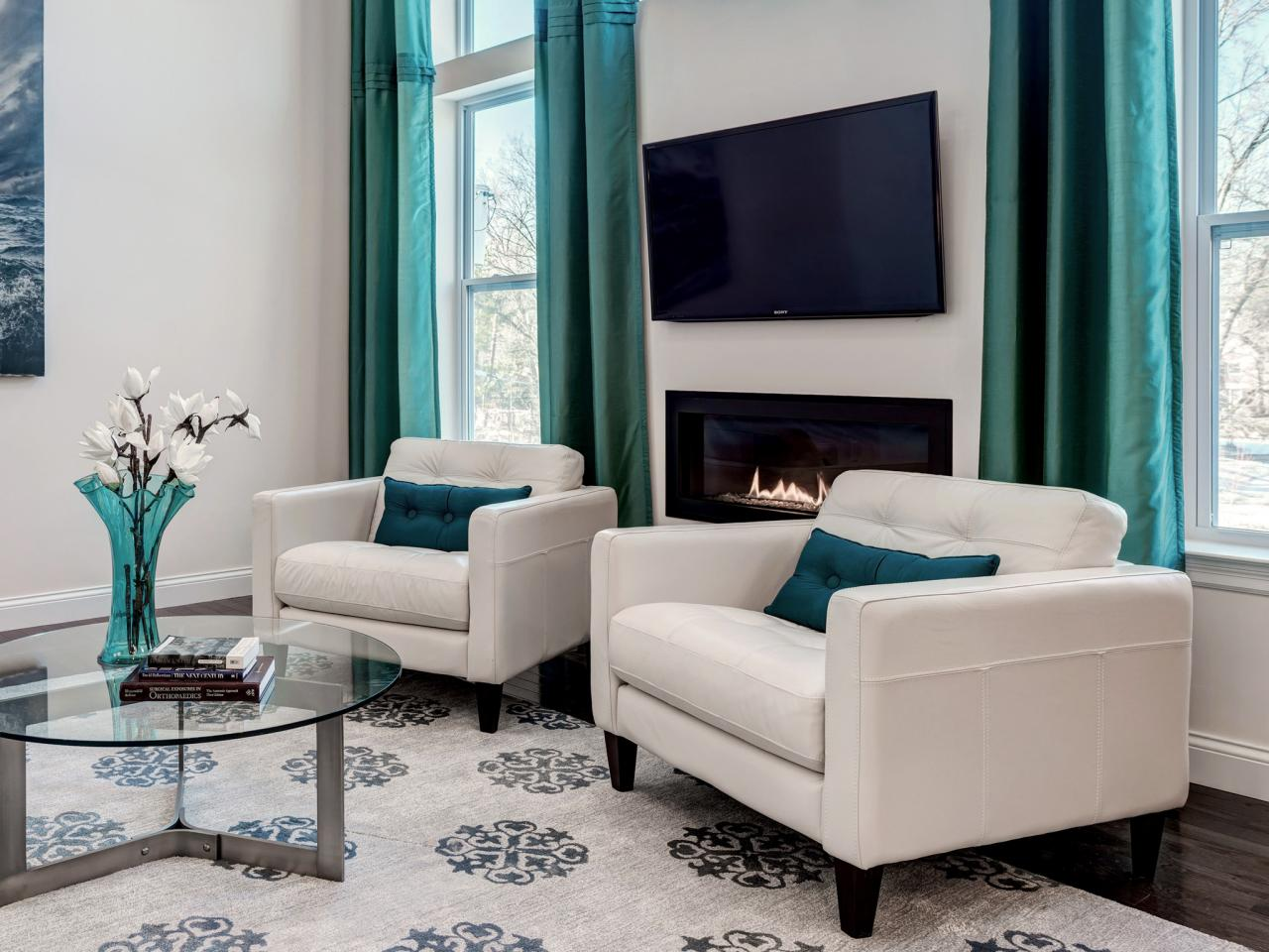 How to Enrich Interior with Royal Turquoise Velvet Fabric ...