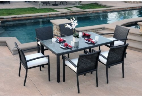 Centerpieces for table in everyday life homesfeed for Patio table centerpiece