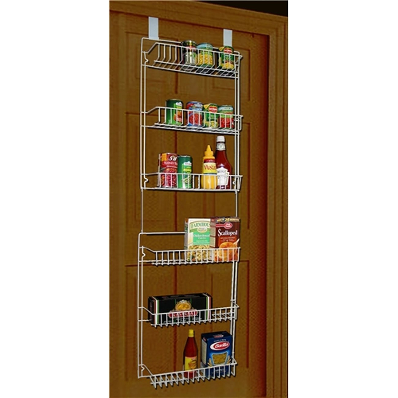 Over the Door Basket Storage – the Nuance of Functional and ...