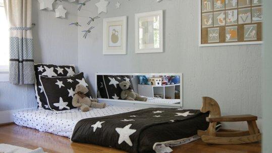 Nice Toddler Floor Beds – HomesFeed