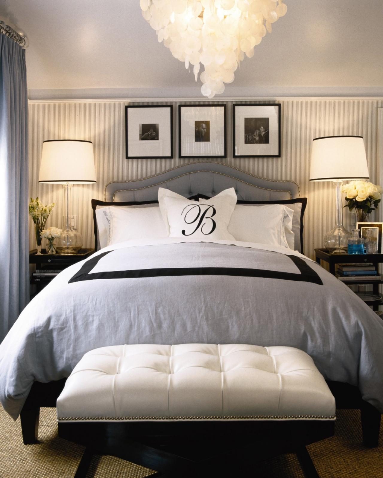 Old Hollywood Glamour Bedroom