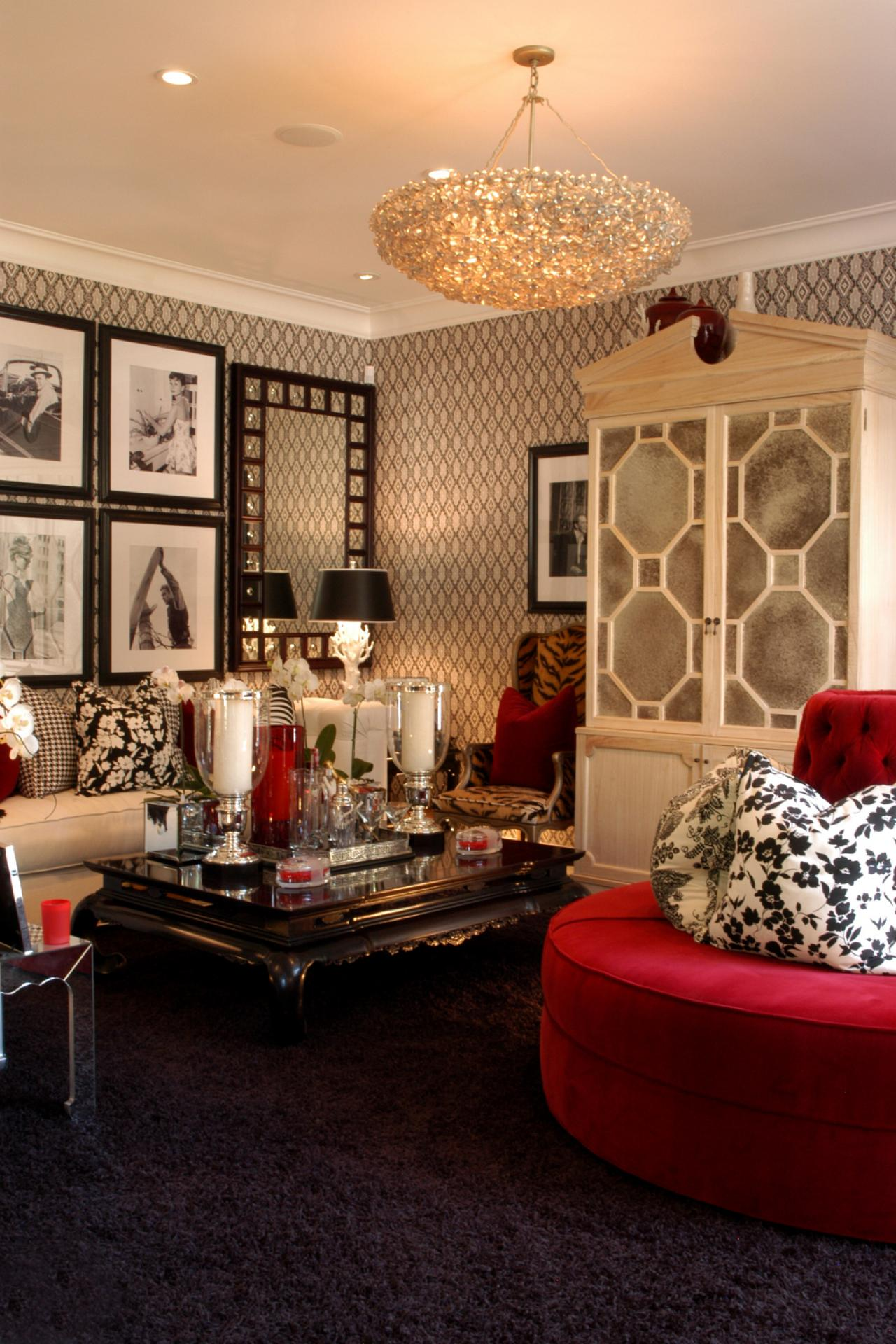 Old Hollywood Glamour Decor The Timeless With Classic Perfect Old Hollywood Living Room With Additional