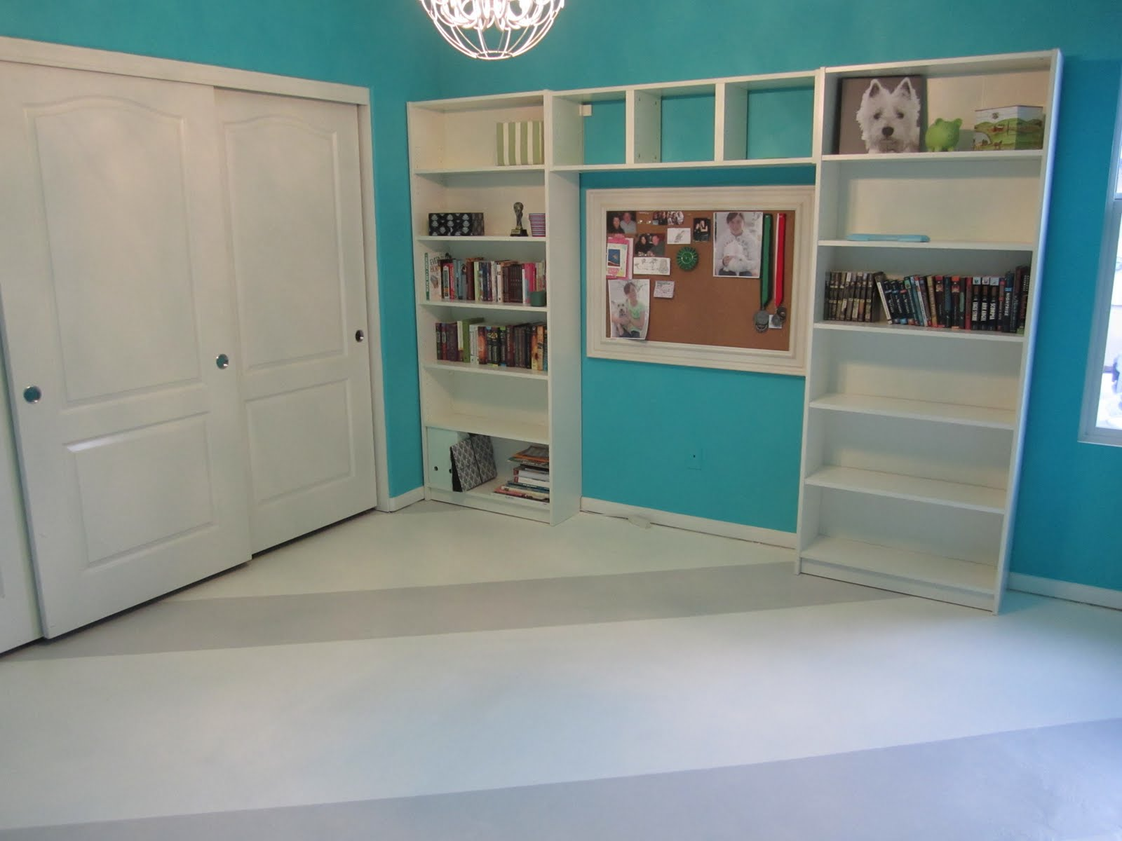 Interior with Floor Painting Idea – the Nuance of Selecting Color ...
