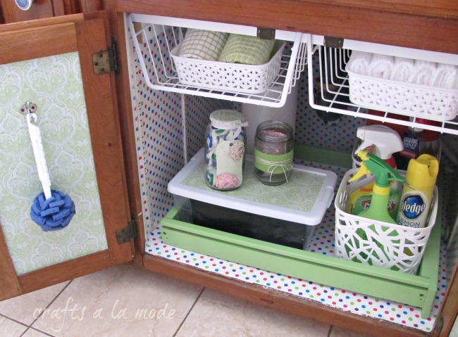 pretty and neat underneath sink bathroom organizer with - Bathroom Organizers Under Sink