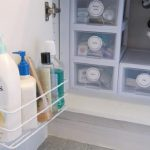 pretty-neat-underneath-bathroom-sink-organizer-with-wire-wall-rack-and-clear-plastic-storage-boxes-to-see-what-inside-with-labels-from-houselogic.com