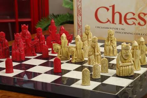 Six Fascinating And Unusual Chess Sets Homesfeed