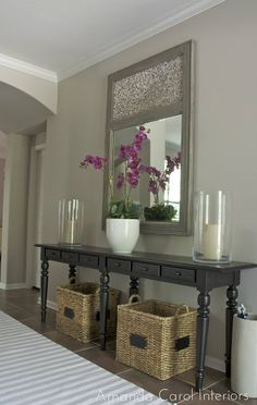 Mirrored Candle Holders To Beautify Your Hallway Homesfeed