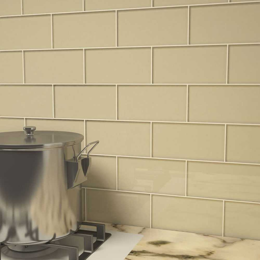 stunning colored subway tile for modern kitchen ideas decorated as kitchen  backsplash with brick pattern instalation