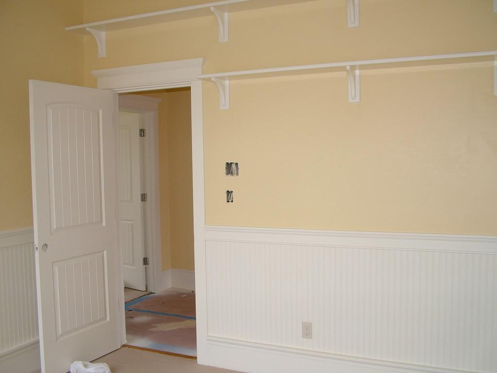 Nice Room Colors Bathroom With Beadboard Classic Style Homesfeed