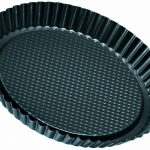 super lovely black mini pie pans design with texture on the edge