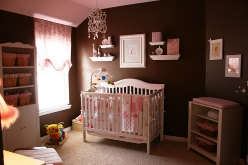 Cute And Sweet Baby Girl Bedroom Themes Homesfeed