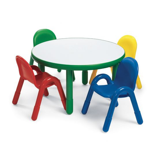 Simple And Minimalist Table And Chair For Toddlers HomesFeed