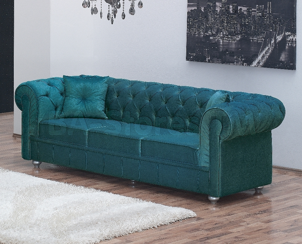 How To Enrich Interior With Royal Turquoise Velvet Fabric Homesfeed