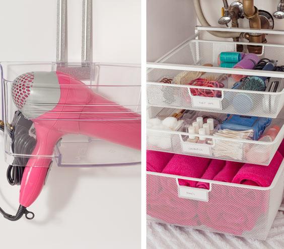 under bathroom sink organizer for daily use | homesfeed