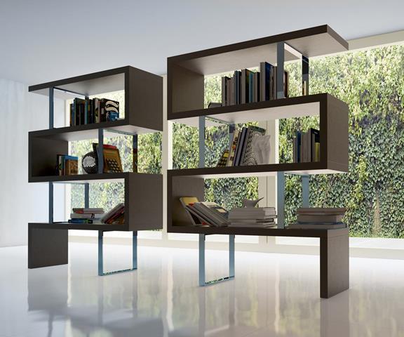 36 Fabulous Home Libraries Showcasing Window Seats: Floor To Ceiling Bookshelves