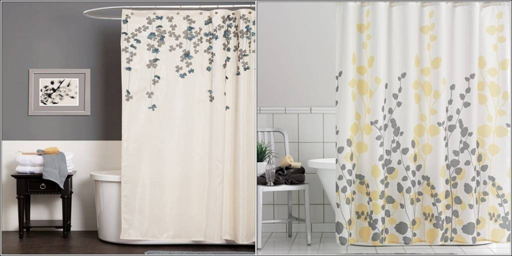 Nature Shower Curtain – Effort To Bring Nature Awe