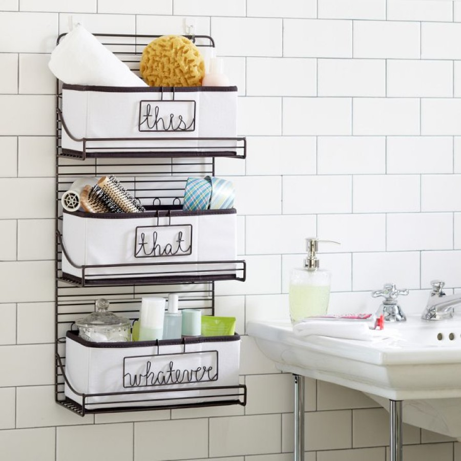 Towel Shelves in the Bathroom – from Messy to Stylish   HomesFeed