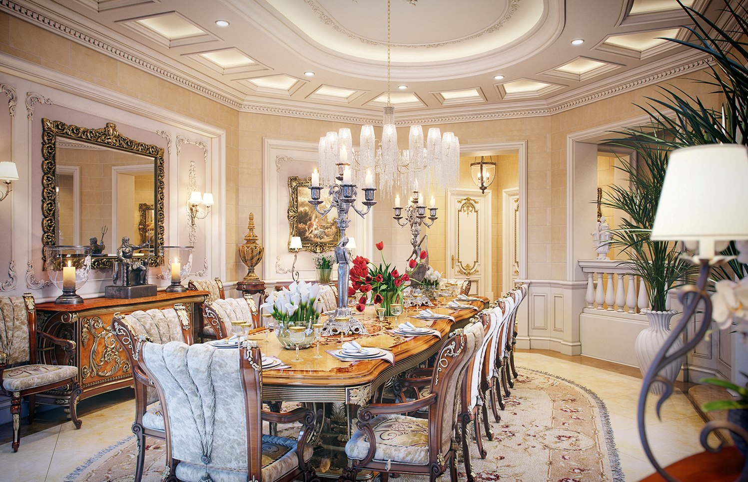 Fascinating dining room chair ideas homesfeed for Unique dining room designs