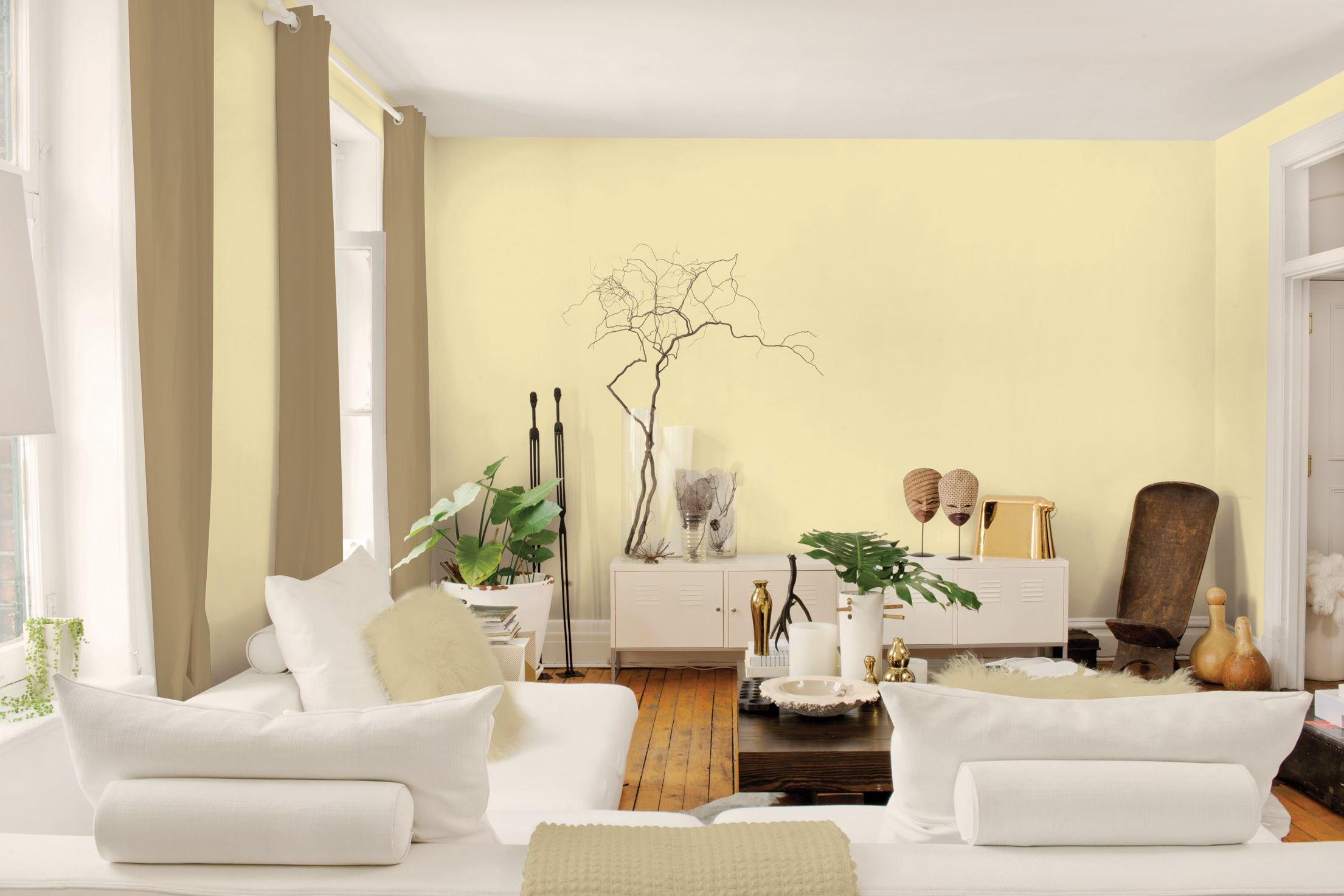 Living Room Colors For 2014 yellow wall paint decorating ideas 20 interior decorating ideas to