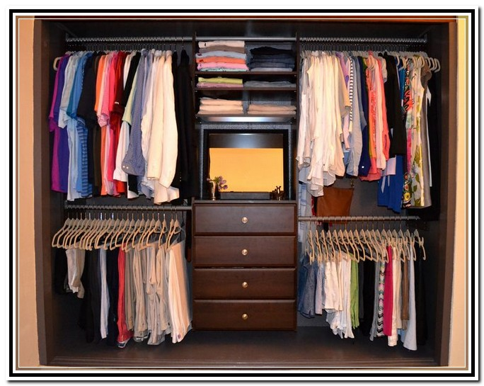 Wonderful A Clothes Closet Organizer By Martha Stewart
