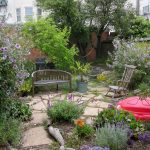 Amazing For Small Backyard Garden Design Ideas