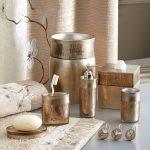 Antique Brass Bath Accessories Sets