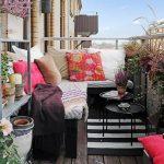 Antique Stylish Apartment Patio Small Balcony Furniture