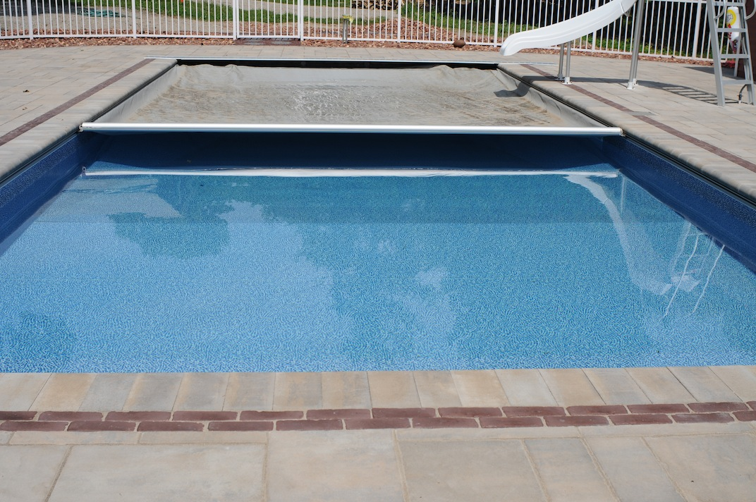 Swimming Pool With Cover Homesfeed