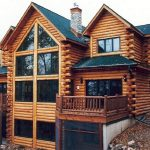 Awesome Classic Wooden House Designs