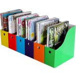 Awesome Colorful Plastic Magazine Holders
