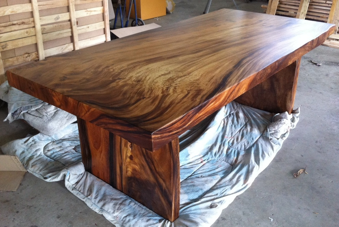 Awesome Real Wood Dining Table Pattern
