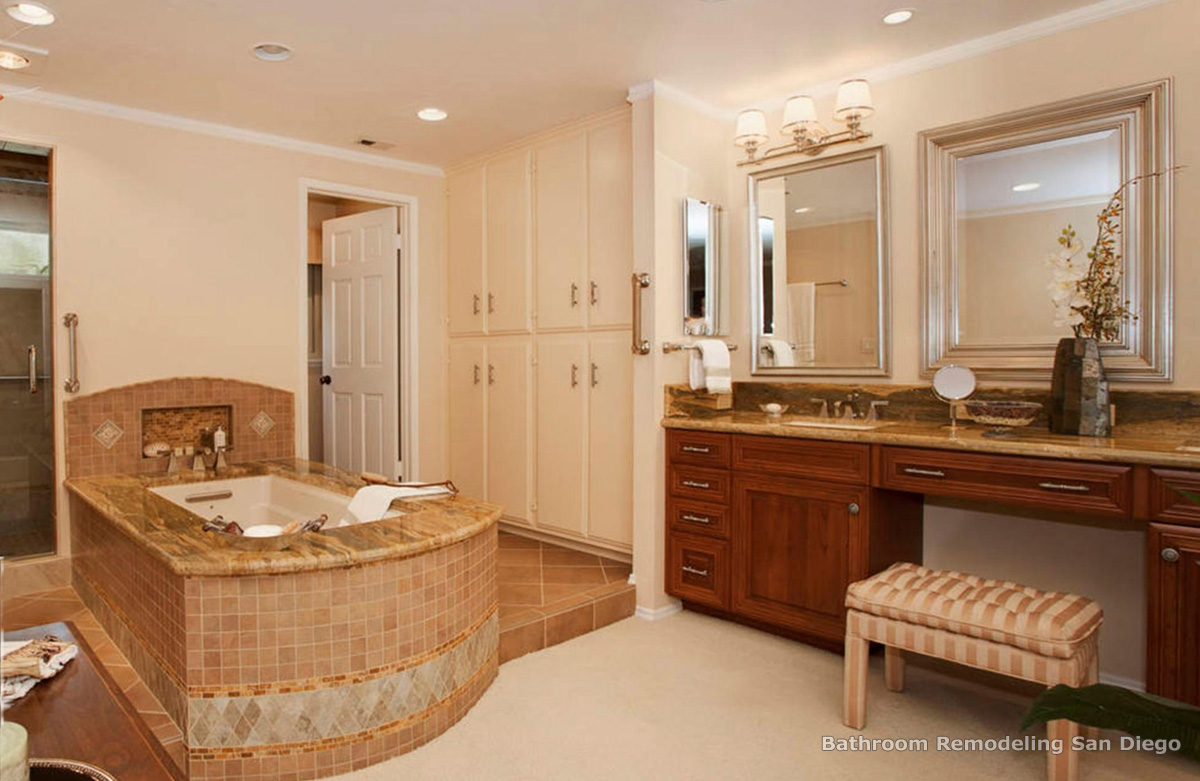 Bathroom remodel ideas homesfeed for Bathroom remodel design ideas