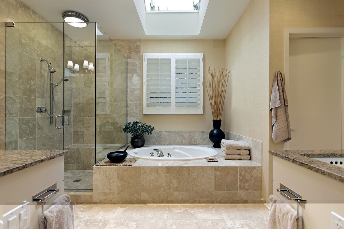 Remodeling Ideas For Bathrooms Impressive Bathroom Remodel Ideas  Homesfeed Design Ideas