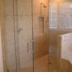 Bathroom Remodel Ideas With The Shower And Glass Door