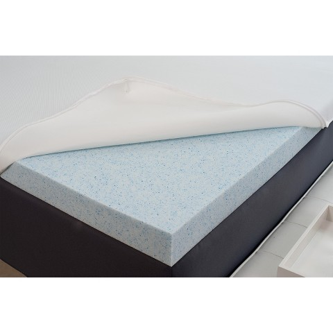 Comfortable Mattress Topper At Target Homesfeed